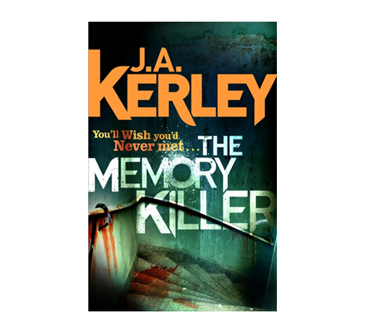 The Memory Killer - by Jack Kerley